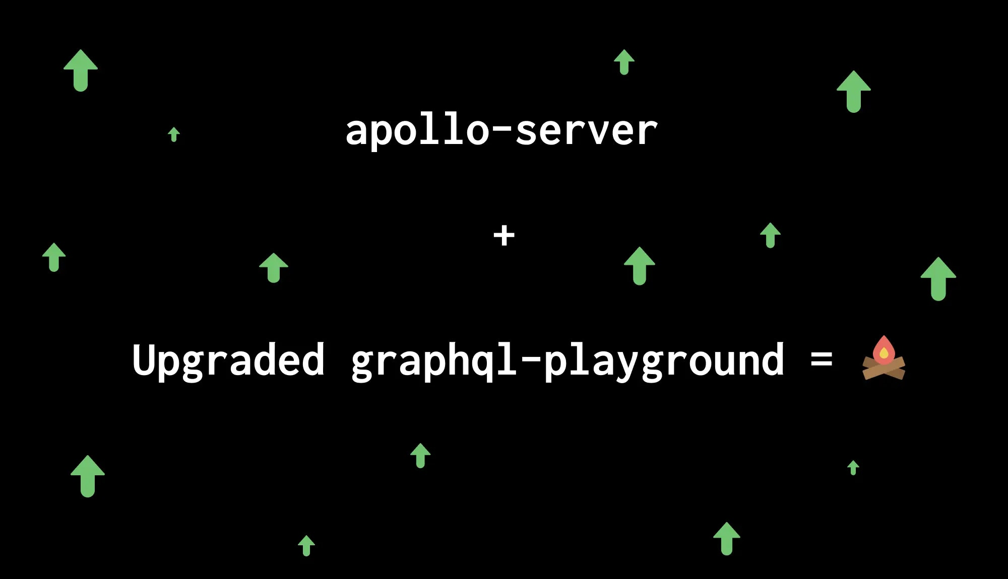 How to get the Newest Version of GraphQL Playground with ApolloServer