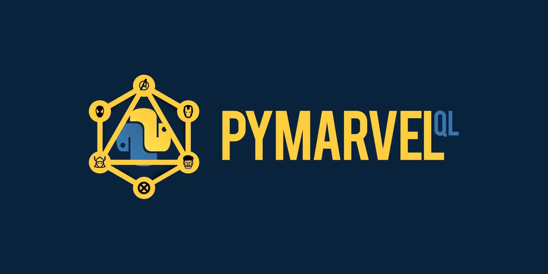Python + Marvel + GraphQL = PyMarvelQL