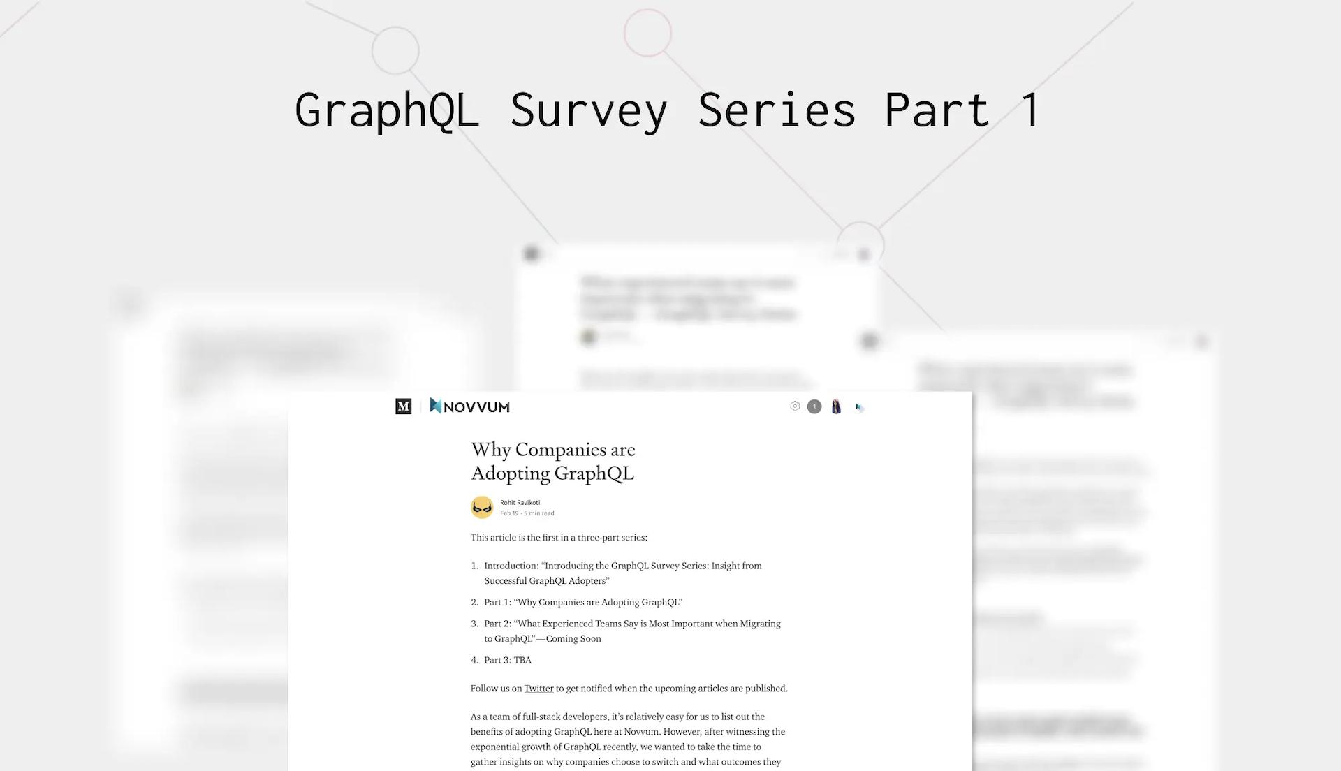 Why Companies are Adopting GraphQL
